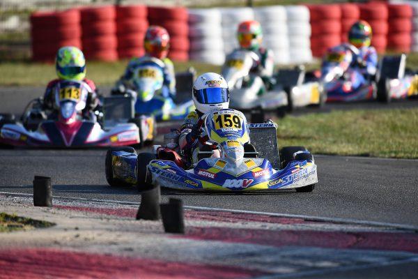 Deutsche Kart Meisterschaft 2016, Kerpen, 24.09.2016